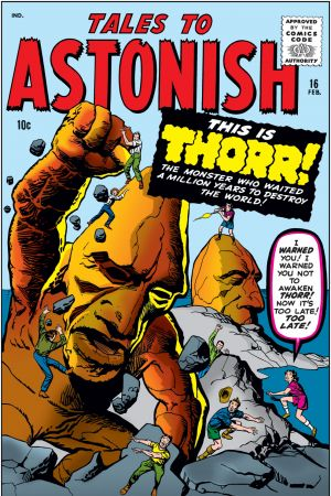 Tales to Astonish (1959) #16