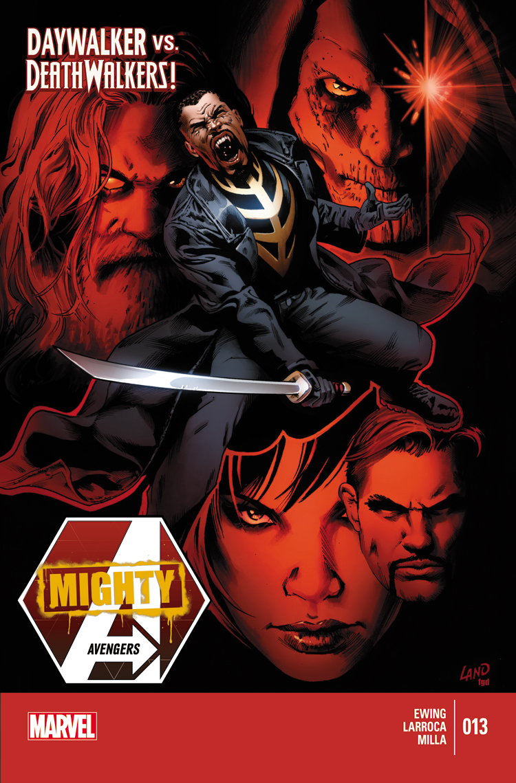 Mighty Avengers (2013) #13