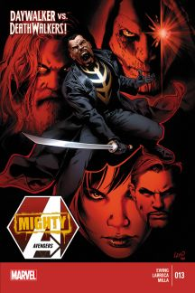 Mighty Avengers #13