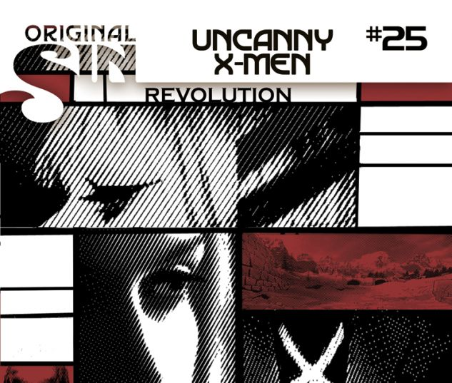 UNCANNY X-MEN 25 (SIN, WITH DIGITAL CODE)
