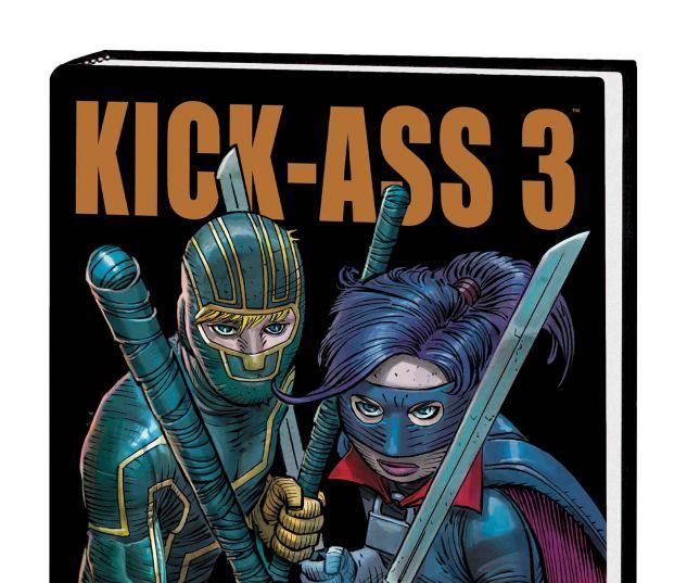 KICK-ASS 3 PREMIERE HC