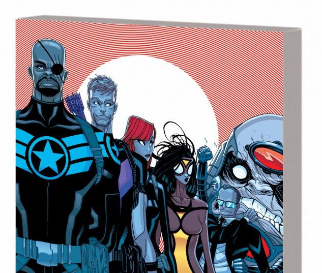 SECRET AVENGERS VOL. 1: LET'S HAVE A PROBLEM TPB