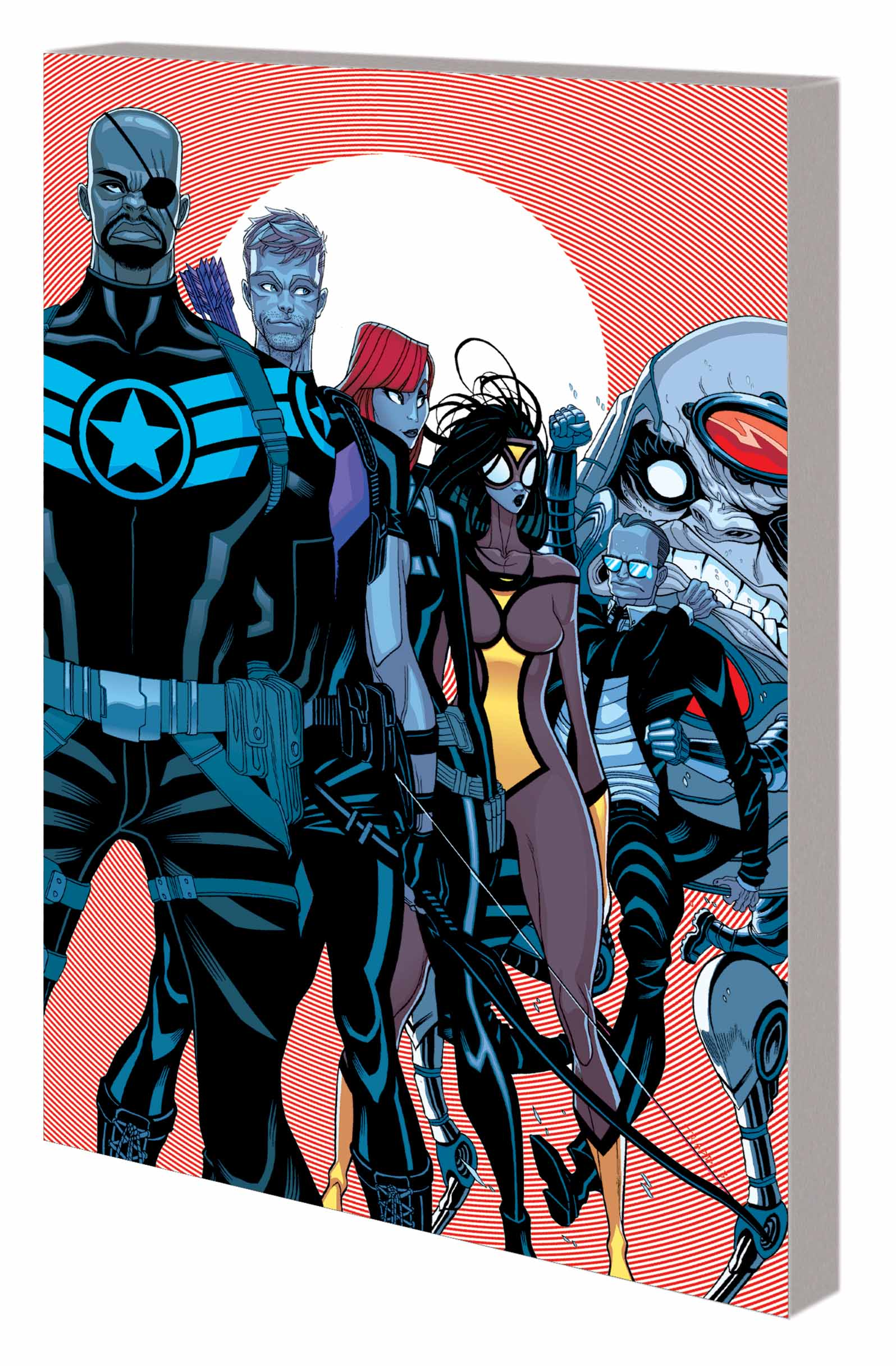 SECRET AVENGERS VOL. 1: LET'S HAVE A PROBLEM TPB (Trade Paperback)