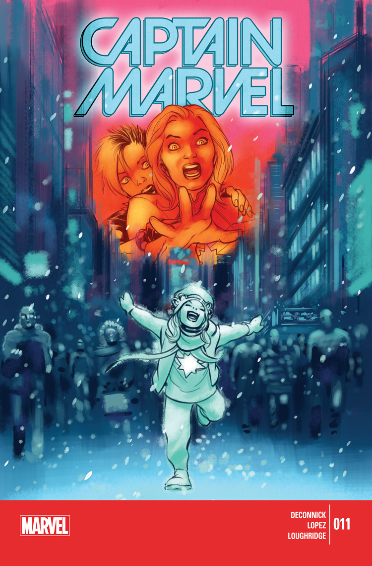Captain Marvel (2014) #11