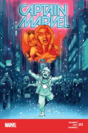 Captain Marvel #11
