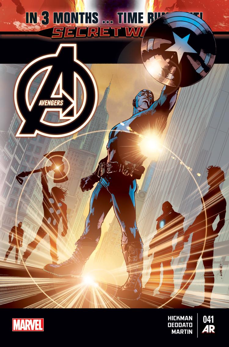 Avengers (2012) #41