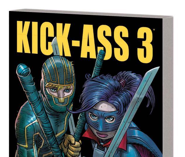 KICK-ASS 3 TPB