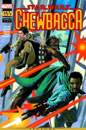 Star Wars: Chewbacca #3