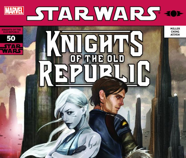 Star Wars: Knights Of The Old Republic (2006) #50