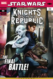Star Wars: Knights Of The Old Republic #50