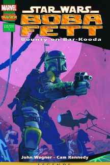 Star Wars: Boba Fett - Bounty On Bar-Kooda (1995) #1