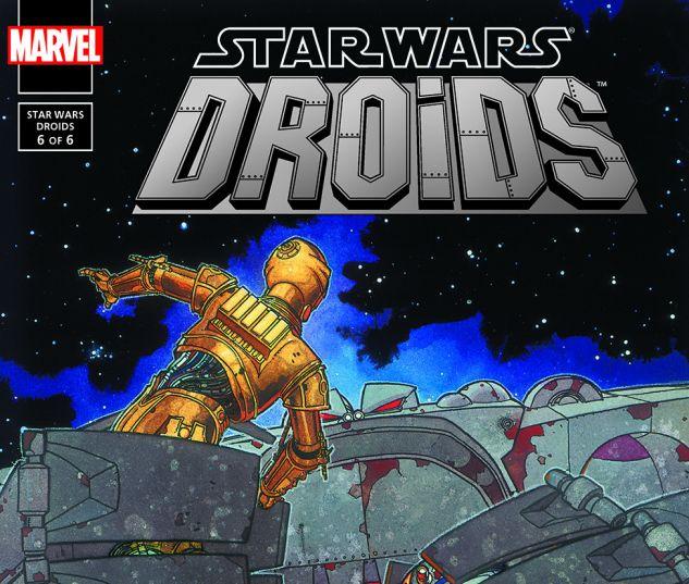 Star Wars: Droids (1994) #6