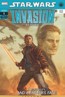 Star Wars: Invasion - Rescues (2010) #1