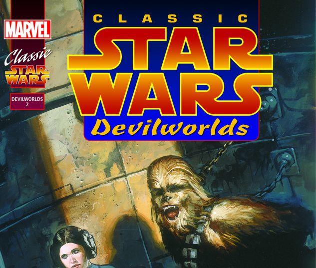 Classic Star Wars: Devilworlds (1996) #2