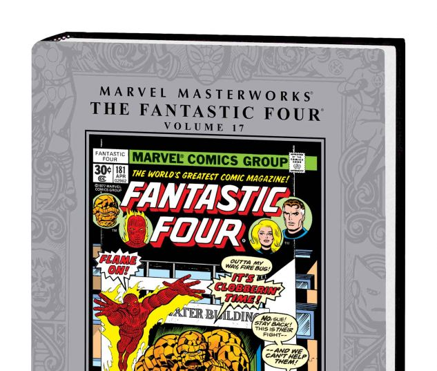 MARVEL MASTERWORKS: THE FANTASTIC FOUR VOL. 17 HC