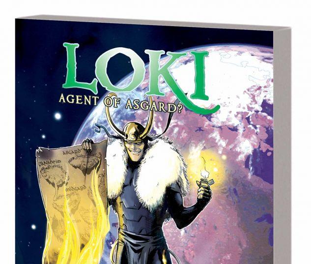 Loki: Agent of Asgard (2015)