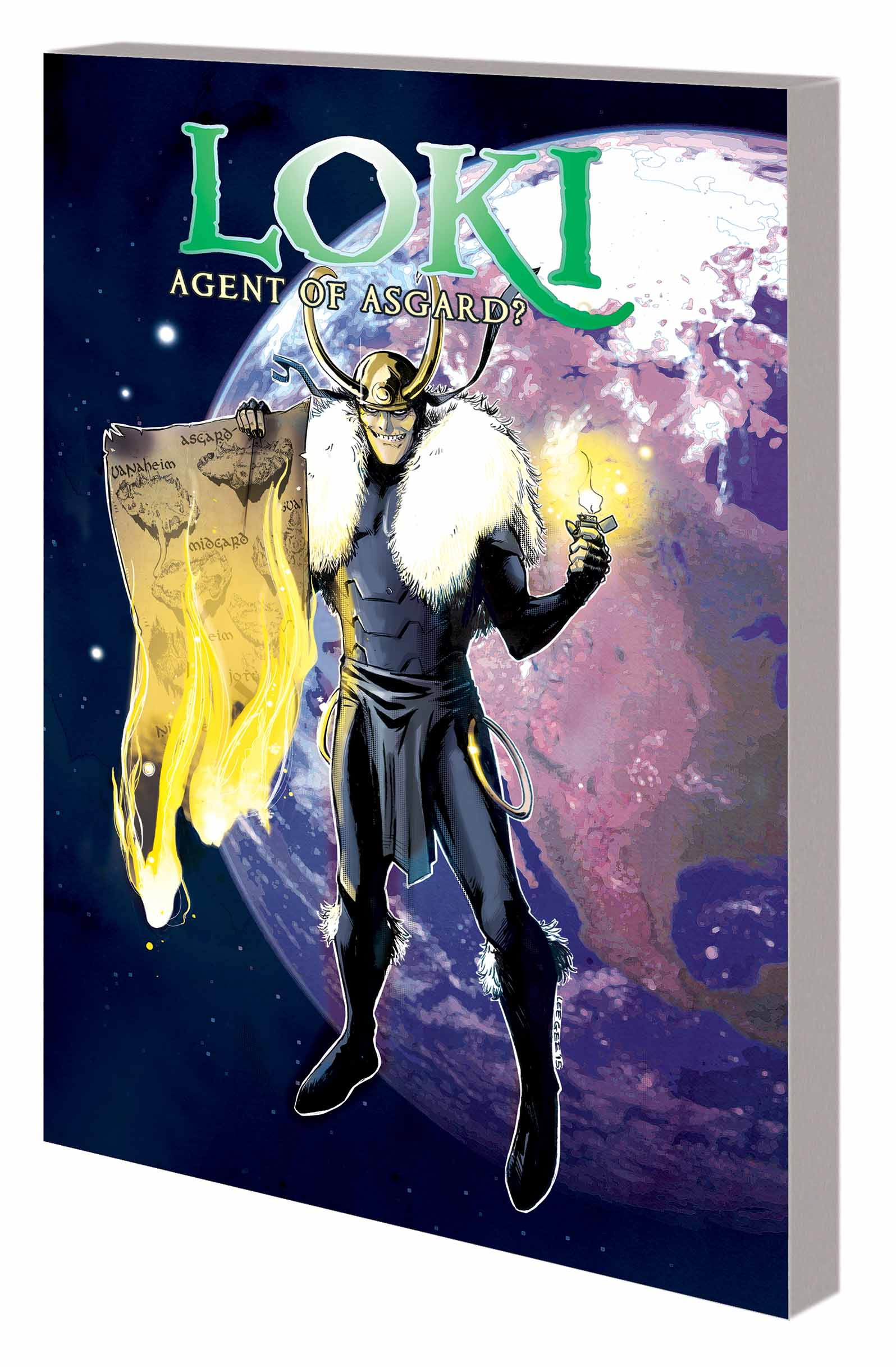 Loki: Agent of Asgard Vol. 3 - Last Days (Trade Paperback)