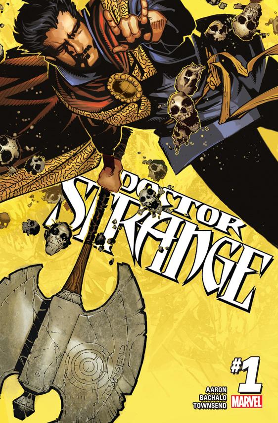 Doctor Strange (2015) #1