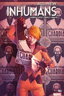 All-New Inhumans (2015) #2