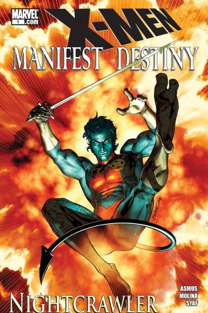 X-Men: Manifest Destiny – Nightcrawler #1