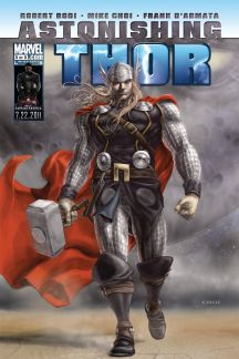 Astonishing Thor (2010) #5