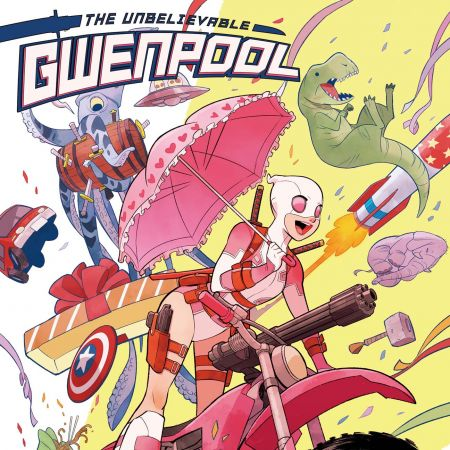 The Unbelievable Gwenpool (2016 - 2018)