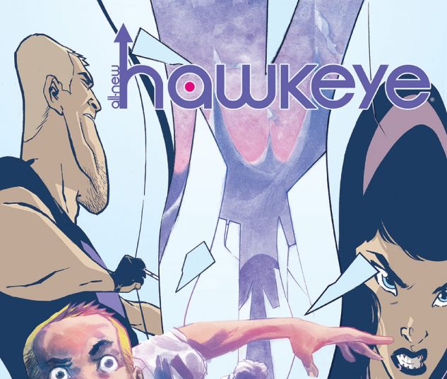 cover from All-New Hawkeye (2015A) #5