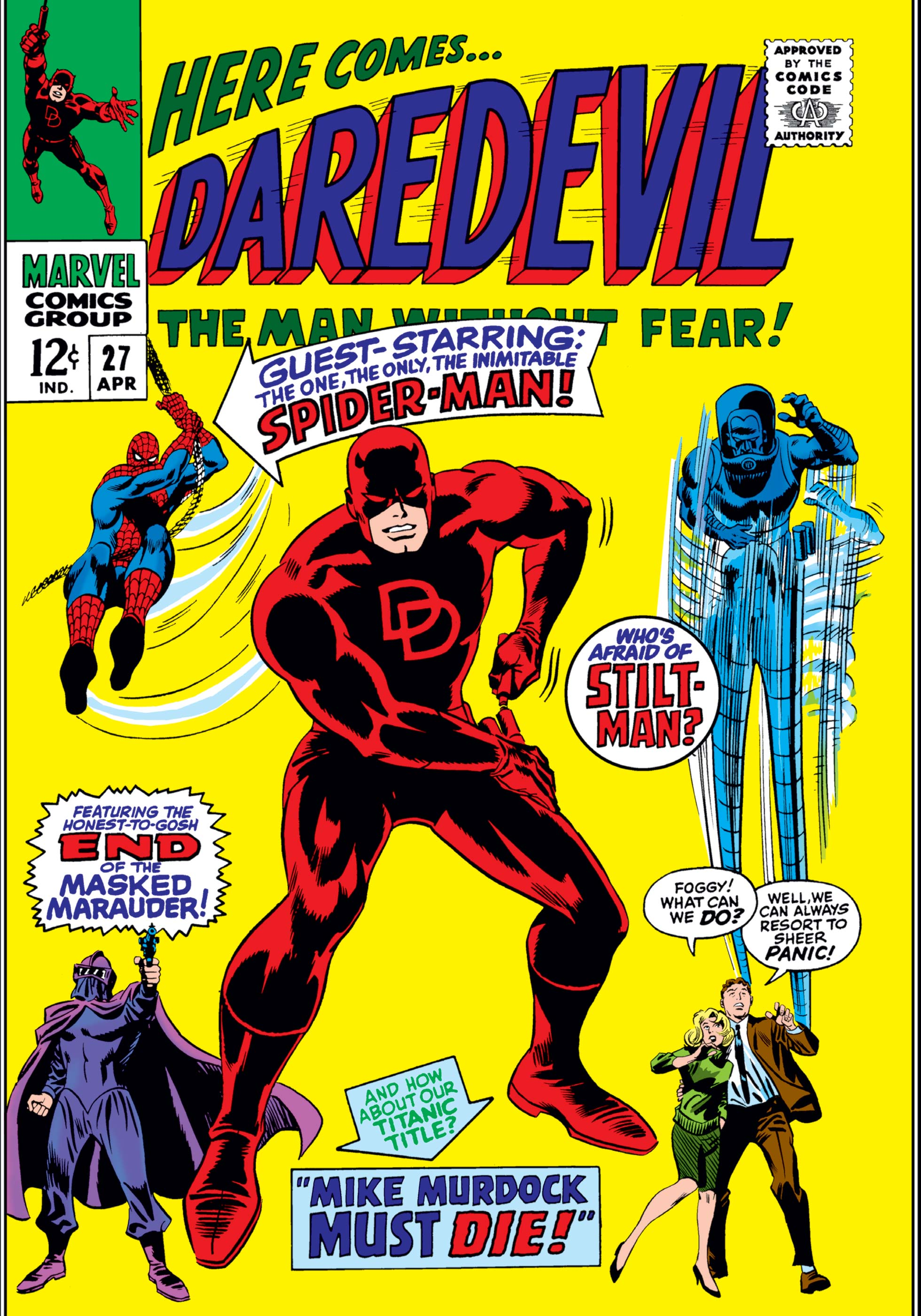 Daredevil (1964) #27