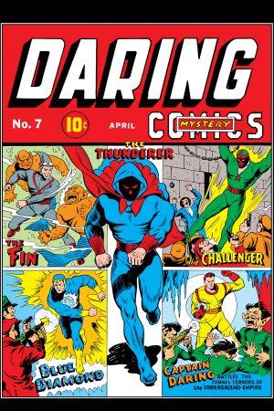 Daring Mystery Comics #7