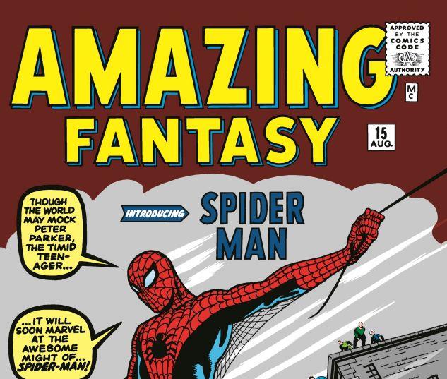 AMAZING SPIDER-MAN OMNIBUS VOL. 1 0 cover