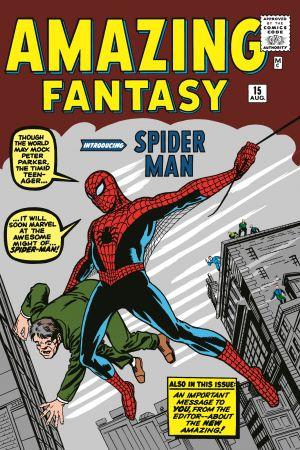 AMAZING SPIDER-MAN OMNIBUS VOL. 1 HC (Hardcover)