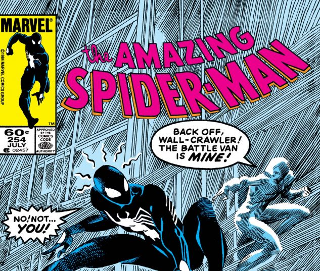 Amazing Spider-Man (1963) #254