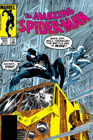 The Amazing Spider-Man #254