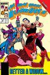 Avengers West Coast (1985) #44