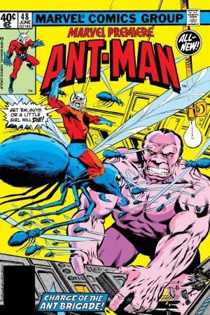 Marvel Premiere (1972) #48