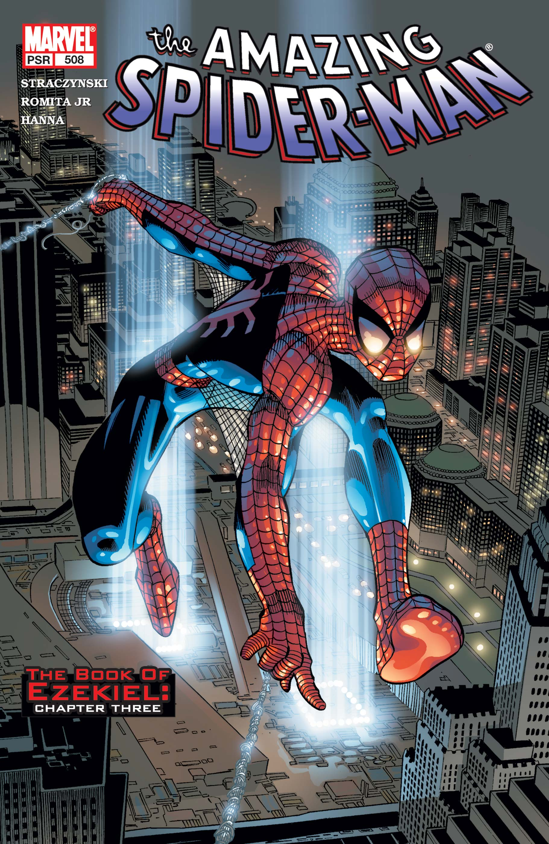 Amazing Spider-Man (1999) #508