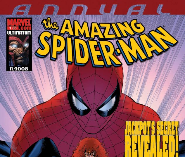 Amazing Spider-Man Annual (2008) #1