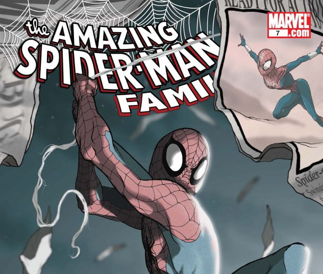 AMAZING SPIDER-MAN FAMILY (2008) #7