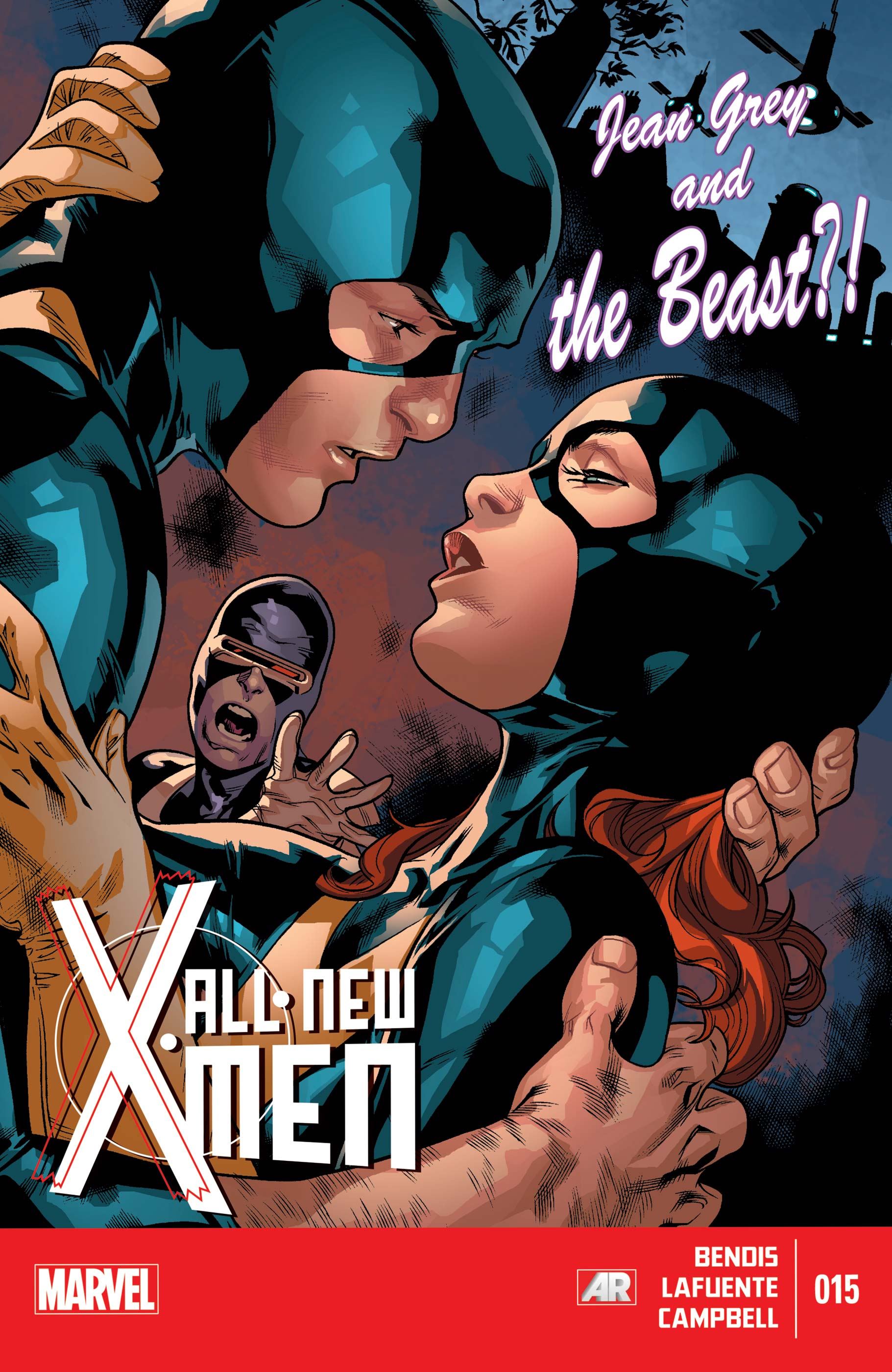 All-New X-Men (2012) #15