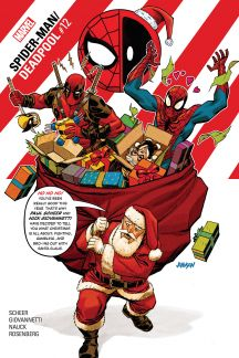 Spider-Man/Deadpool #12