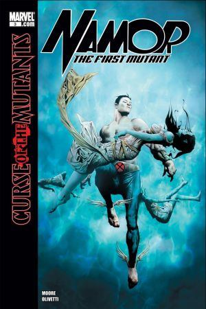 Namor: The First Mutant (2010) #3