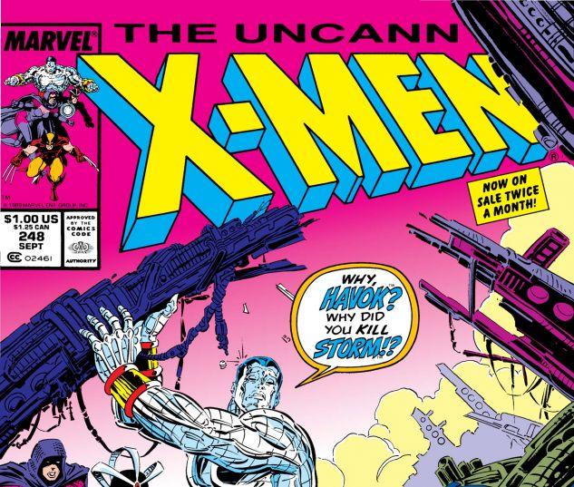 UNCANNY X-MEN (1963) #248