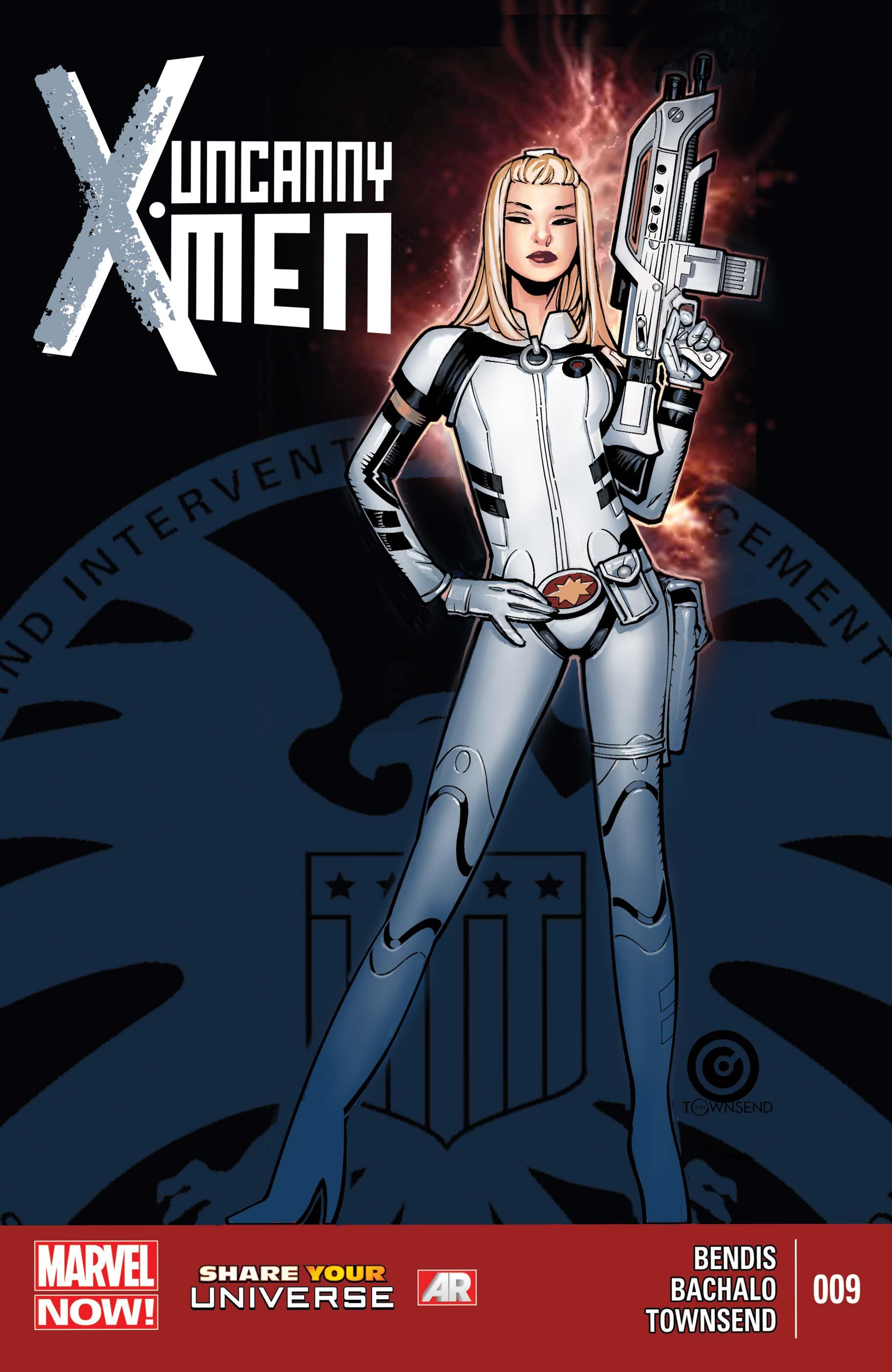 Uncanny X-Men (2013) #9