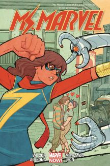 Ms. Marvel Vol. 3 (Hardcover)