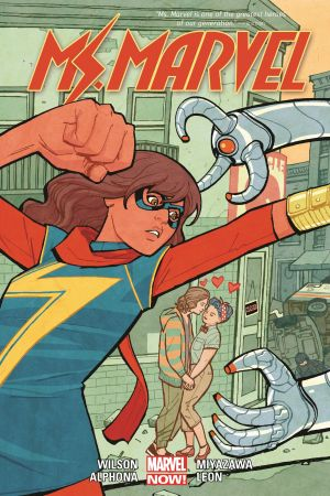 MS. MARVEL VOL. 3 HC (Hardcover)