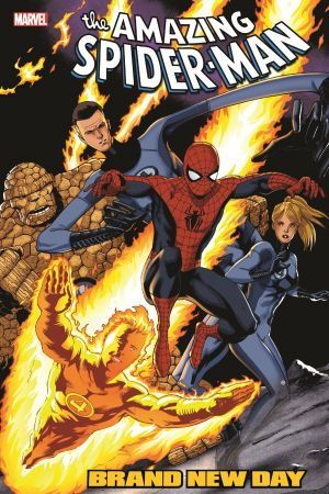 Spider-Man: Brand New Day - The Complete Collection Vol. 3 (Trade Paperback)