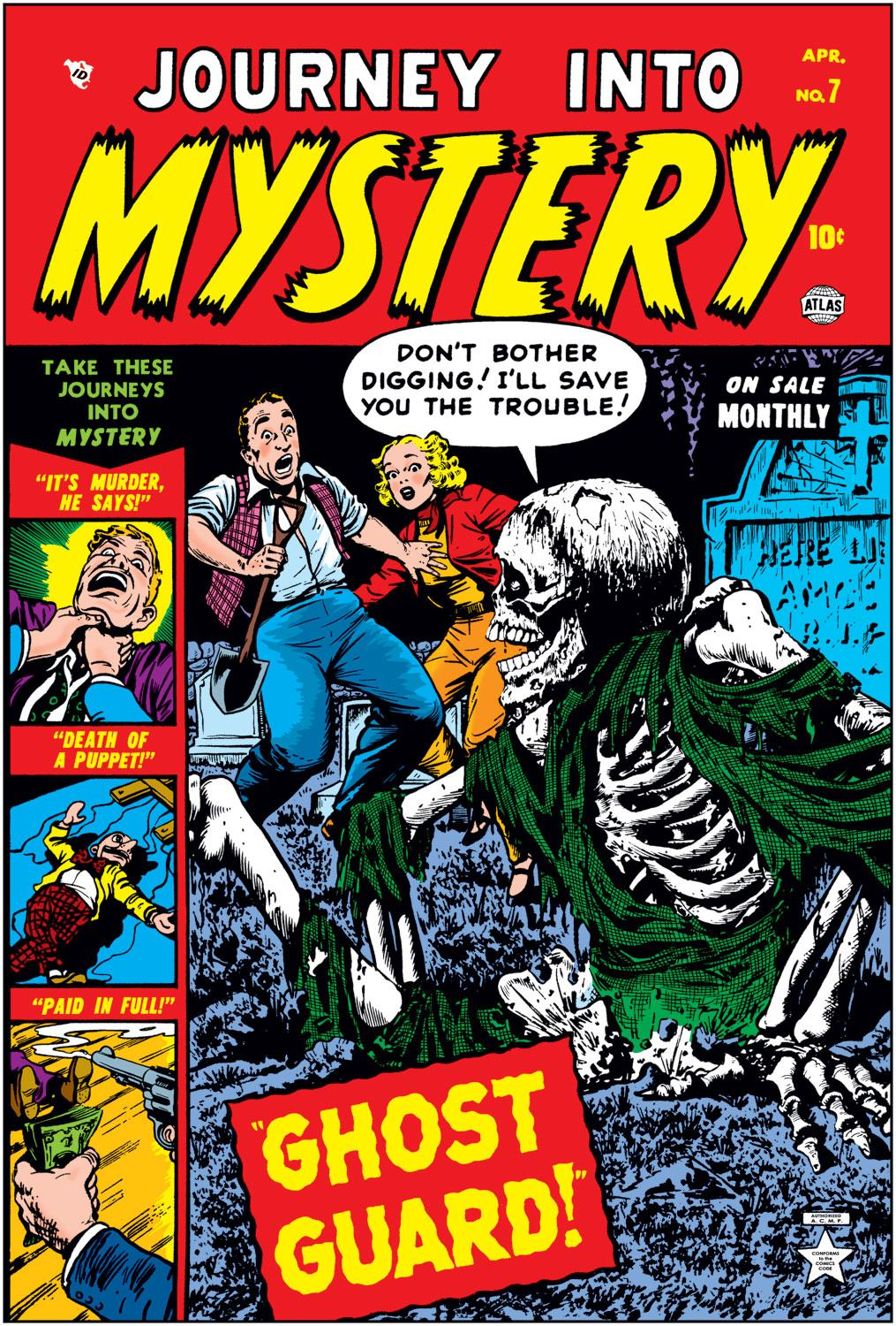 Journey Into Mystery (1952) #7