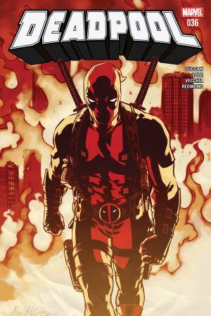 Deadpool (2015) #36