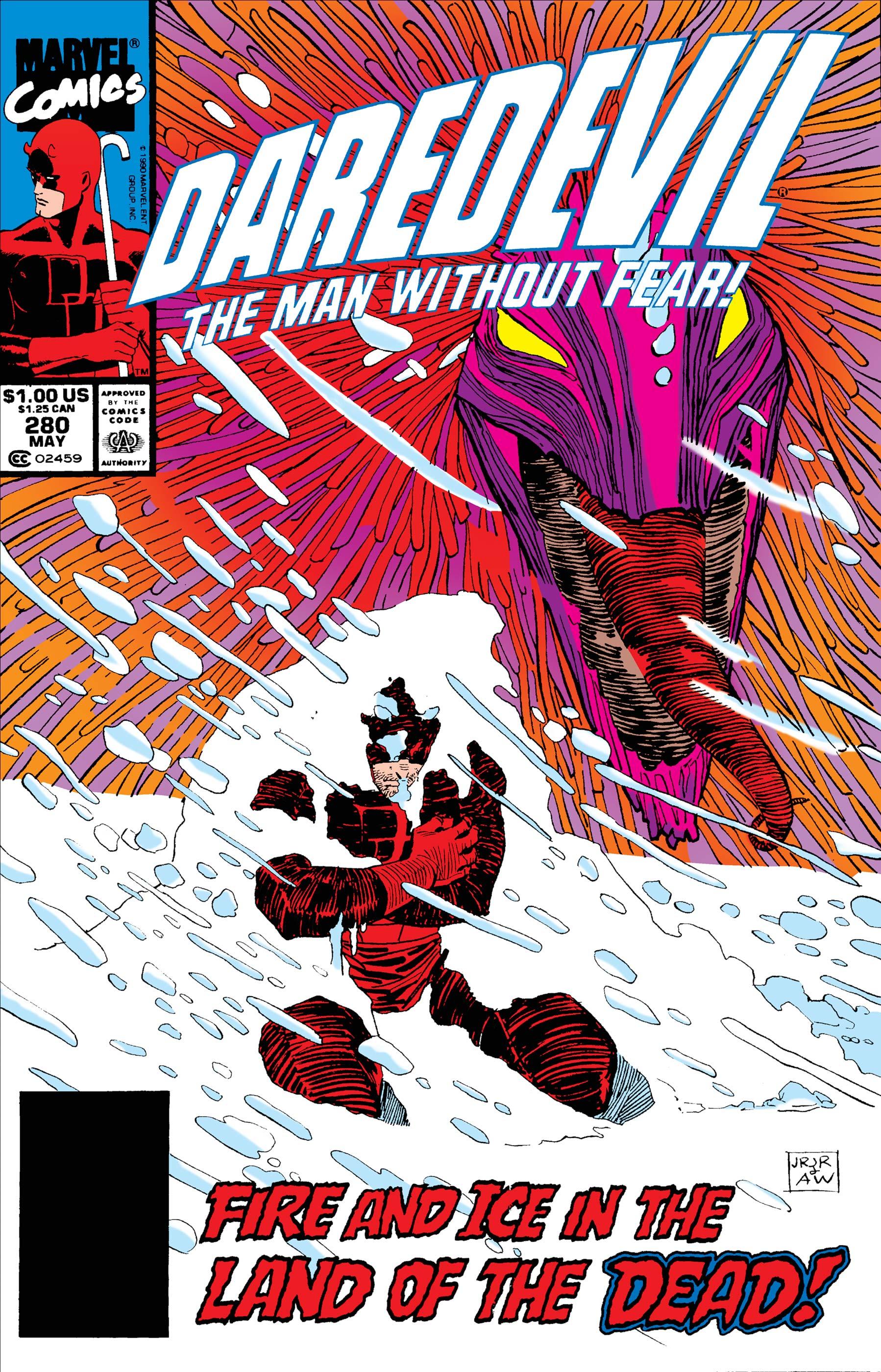 Daredevil (1964) #280