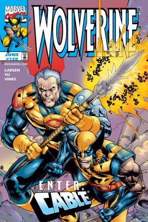 Wolverine #139